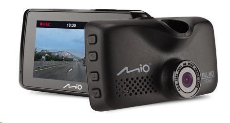 MIO MiVue 608 DRIVE RECORDER kamera do auta 2xSD slot