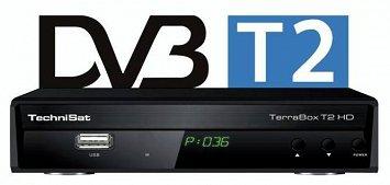 Technisat TerraBox DVB-T/T2 HD prijímač