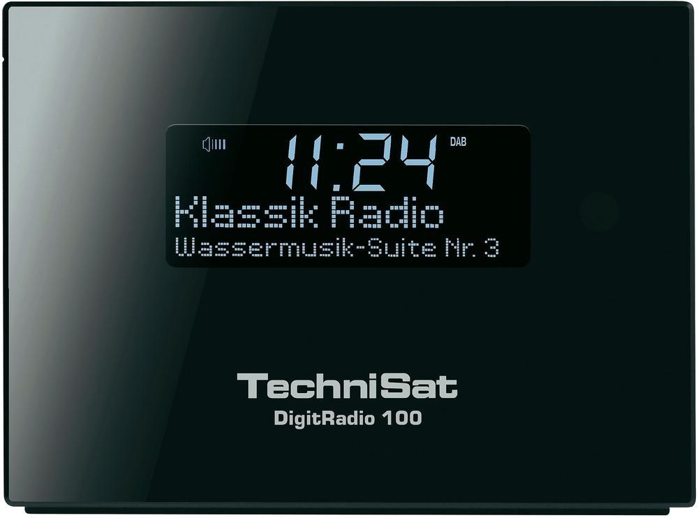 Technisat DigitRadio 100, čierne