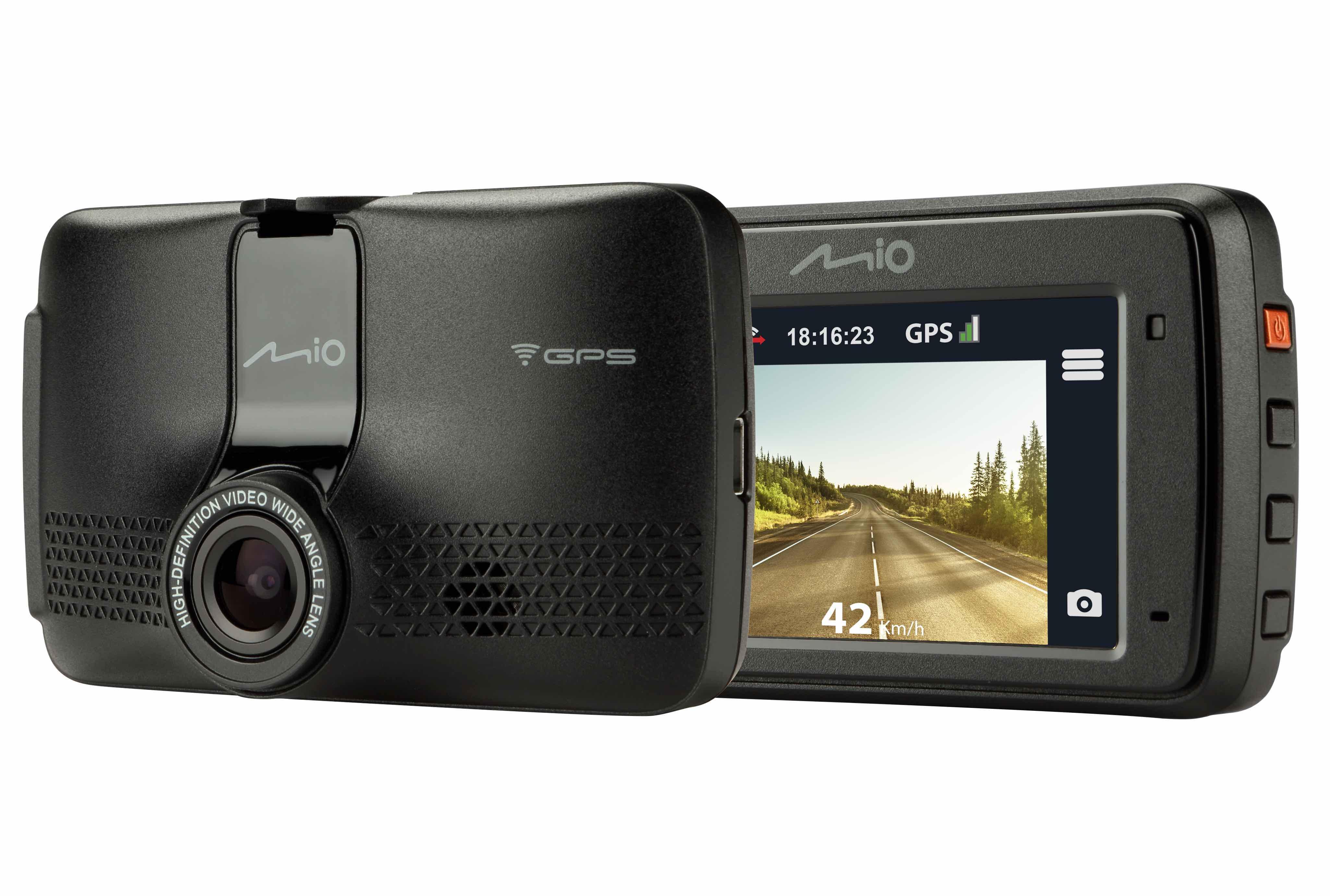 MIO MiVue 733 GPS Wifi , kamera do auta