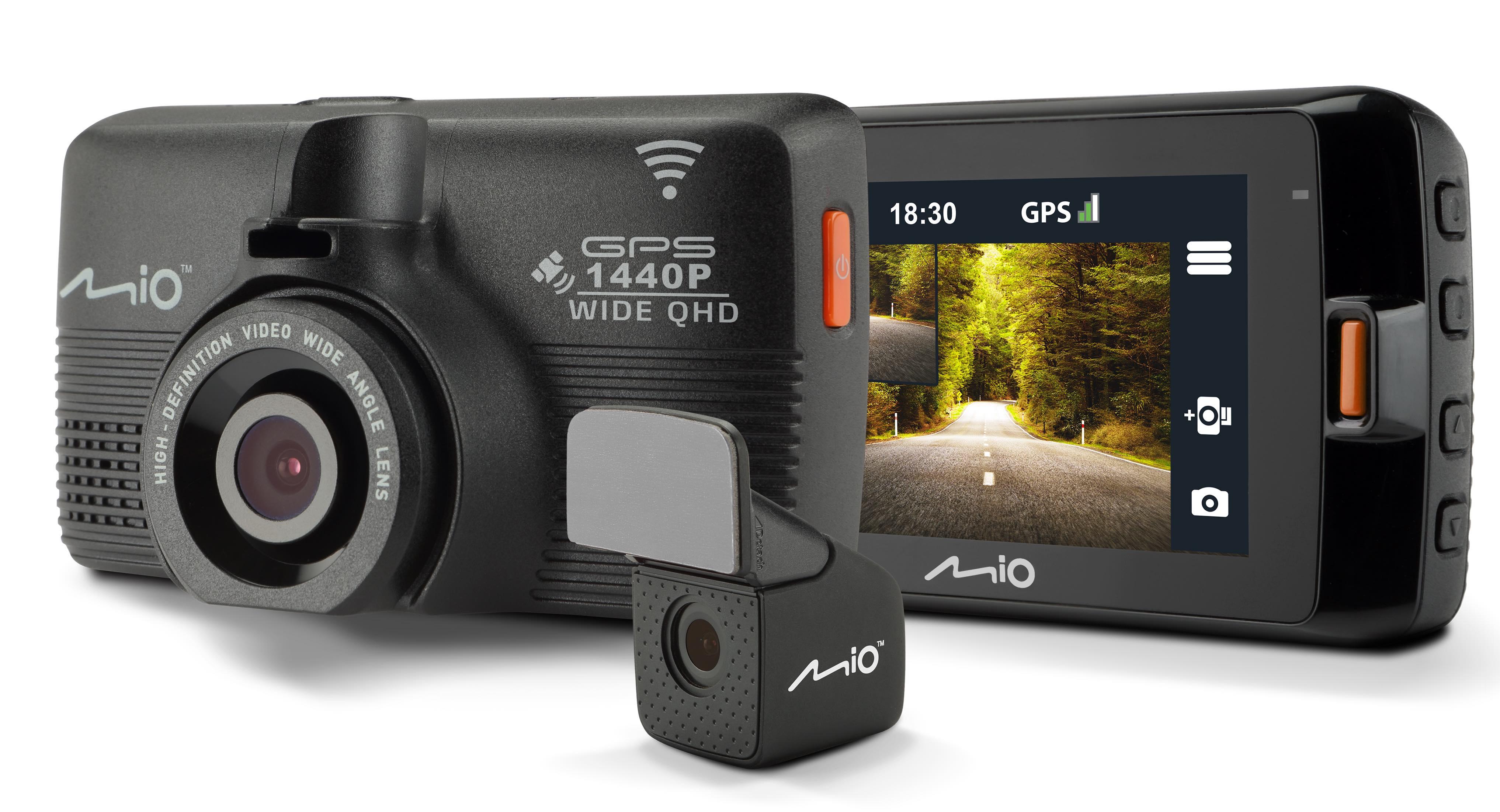 MIO MiVue 752 DUAL WIFI  Full HD kamera do auta