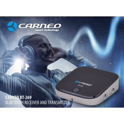 CARNEO BT-269 bluetooth audio receiver a transceiver