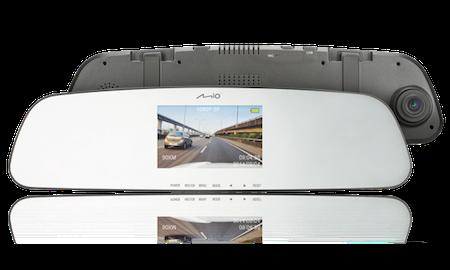 MIO MiVue R30 DRIVE RECORDER kamera do auta na spätné zrkadlo