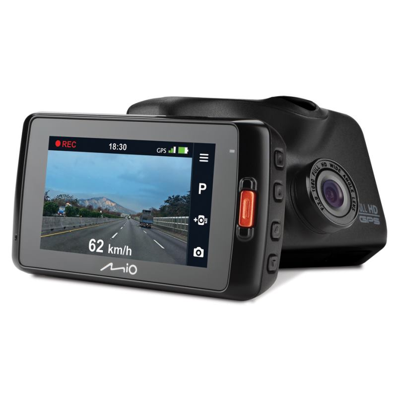 MIO MiVue 618 DRIVE RECORDER SUPER HD GPS kamera do auta