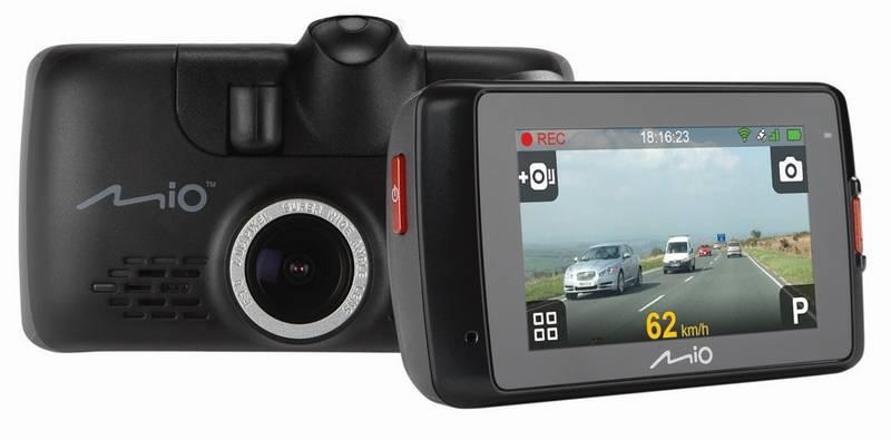 MIO MiVue 658 TOUCH SUPER HD kamera do auta