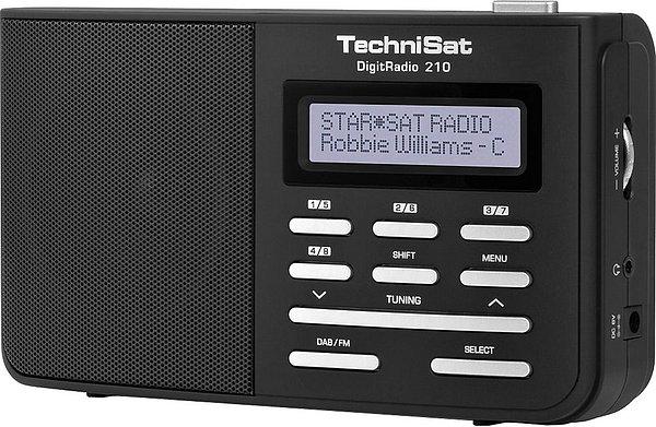 SAT Technisat DigitRadio 210