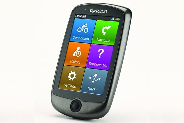 MIO cyclo 210, Full EU