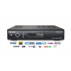 MASCOM MC2600, HD sat. prijímač, USB, PVR, Skylink Ready